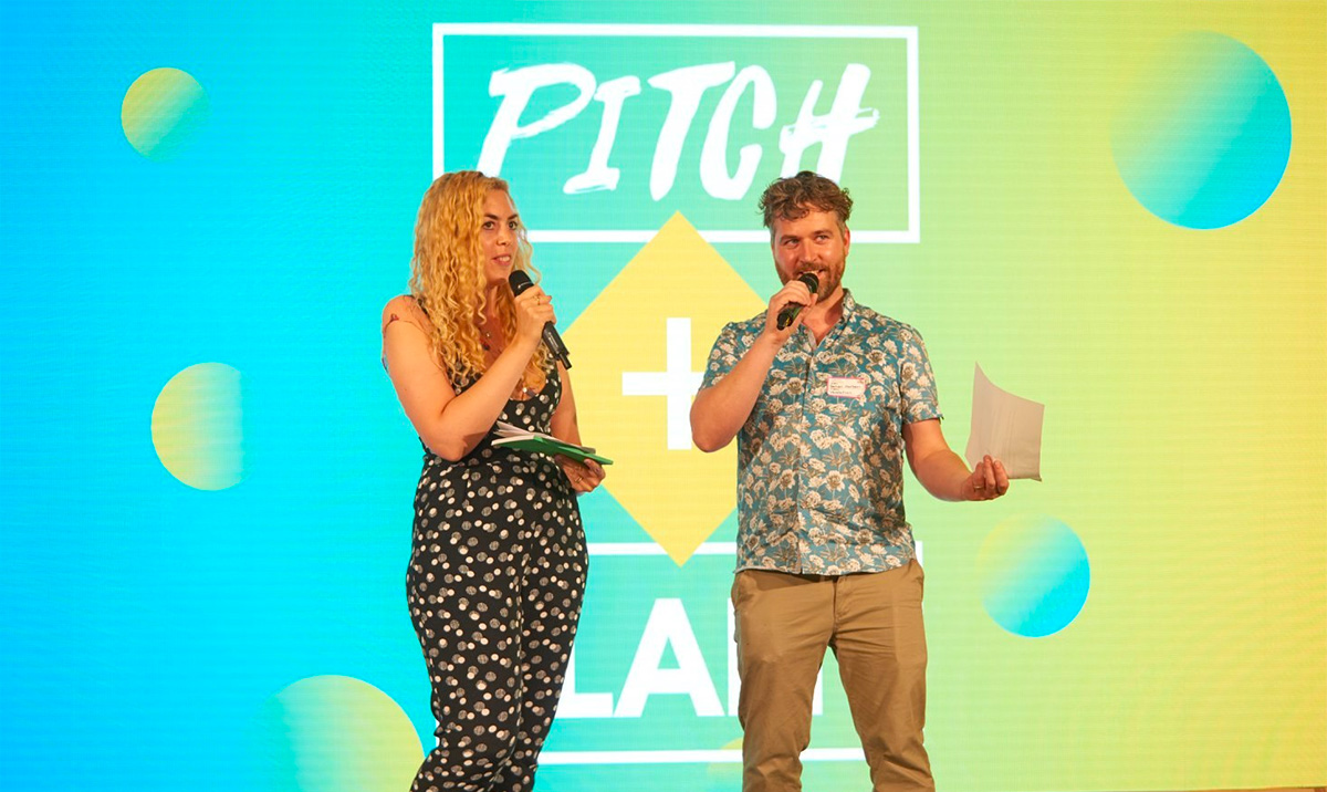Capital V joins pitch competition Pitch & Plant
