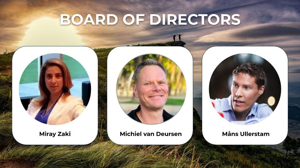Capital V joins Board of Directors Kale United